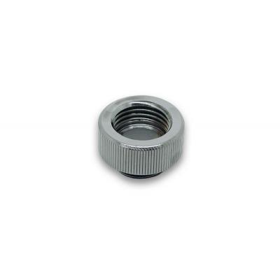 EK Water Blocks EK-CSQ Extender 8mm G1/4 - Black Nickel Cooling accessoire - Zwart, Nikkel