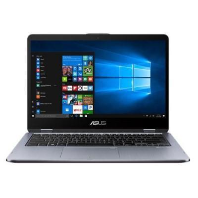 Asus laptop: Transformer TP410UA-EC251T - Grijs