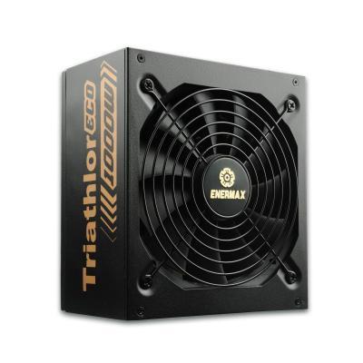 Enermax power supply unit: Triathlor ECO 850W - Zwart