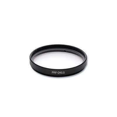 Olympus camera filter: PRF-D40.5 Protection Filter - Zwart
