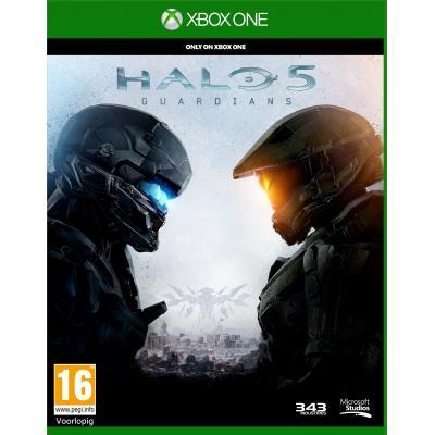 Microsoft game: Halo 5, Guardians  Xbox One