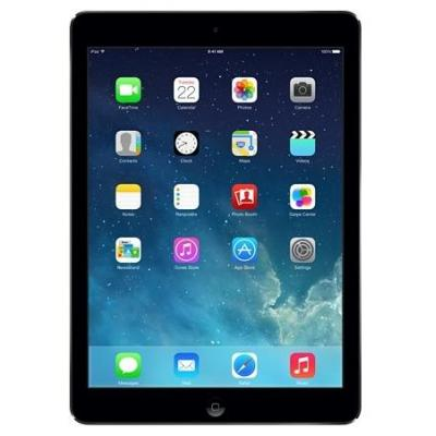 Apple tablet: iPad iPad Air Wi-Fi 16GB Space Gray - Grijs (Approved Selection One Refurbished)