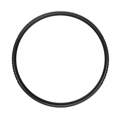 Manfrotto 77mm Filter, Aluminium, Black - Zwart