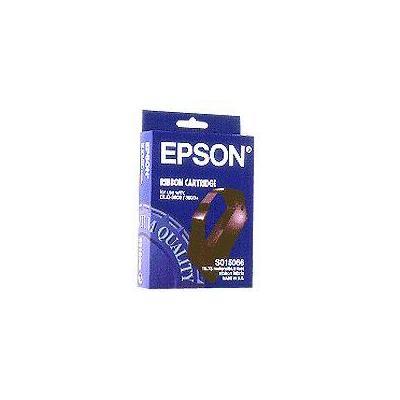 Epson printerlint: Nylon zwart S015066