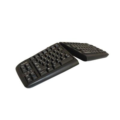 Goldtouch VS2 Toetsenbord - Zwart