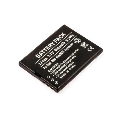 CoreParts MBMOBILE1015 Mobile phone spare part - Grijs