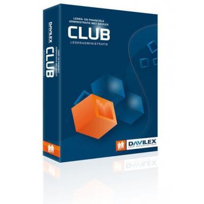 Davilex boekhoudpakket: Club