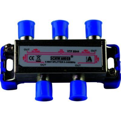 Schwaiger VTF8844241 kabel splitter of combiner