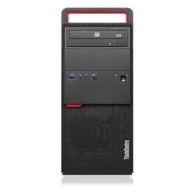 Lenovo ThinkCentre M900 Mini Tower pc - Zwart, Rood