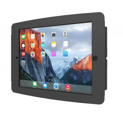 Compulocks : iPad Pro 10.5, Black, Aluminium enclosure - Zwart