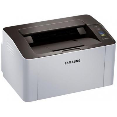 HP SL-M2026 Laserprinter - Zwart, Grijs