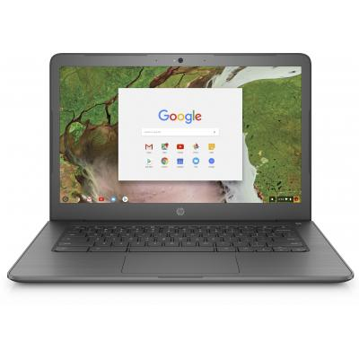 Hp laptop: Chromebook Chromebook 14 G5 - Brons