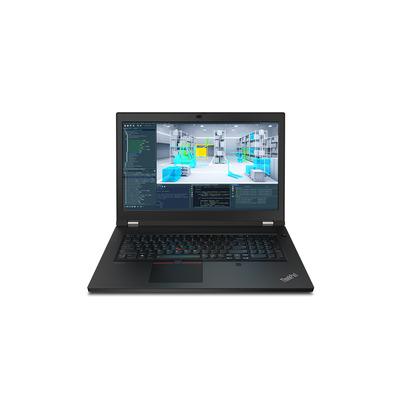 Lenovo P17 Laptop - Zwart