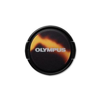 Olympus LC-37PR Lensdop - Zwart, Rood