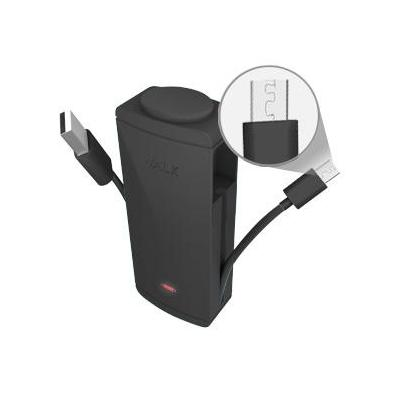 Iwalk powerbank: Charge it+ - Zwart