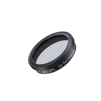 Walimex camera filter: Polarising, 37.5mm, 8mm - Zwart, Transparant