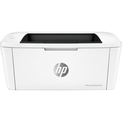 HP LaserJet M15w Laserprinter - Zwart