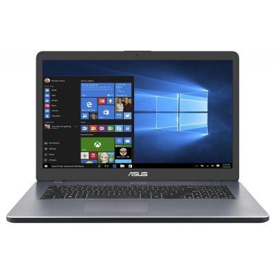 "ASUS VivoBook X705UA-GC431T 17,3"" i7 8GB RAM 256GB SSD Laptop - Grijs"