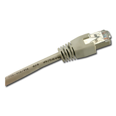 Sharkoon CAT.6 Network Cable RJ45 grey 0.5 m Netwerkkabel - Grijs