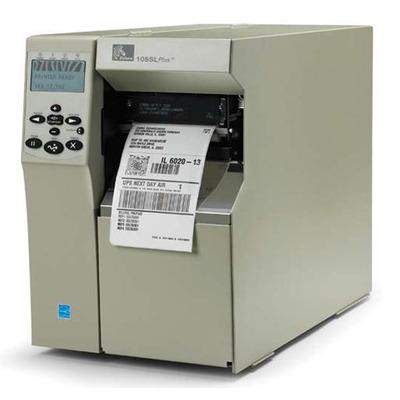 Zebra 105SLPlus Labelprinter - Grijs
