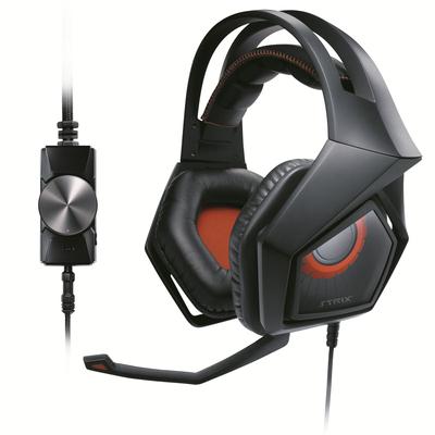 Asus headset: Strix Pro - Zwart, Oranje