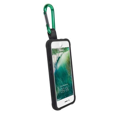 Gecko Bounce Mobile phone case - Zwart, Transparant