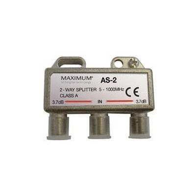 Maximum AS-2 Kabel splitter of combiner - Metallic