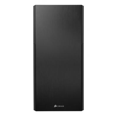 Corsair Carbide 330R Front Door with damping foam and clips Computerkast onderdeel - Zwart