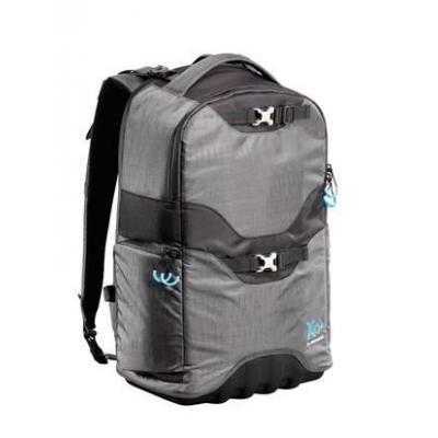 Cullmann rugzak: XCU outdoor DayPack 400+ - Zwart, Grijs