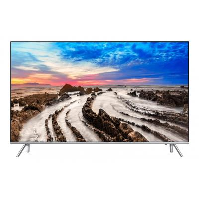Samsung led-tv: MU7009 - Zilver