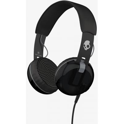 Skullcandy headset: Grind - Zwart