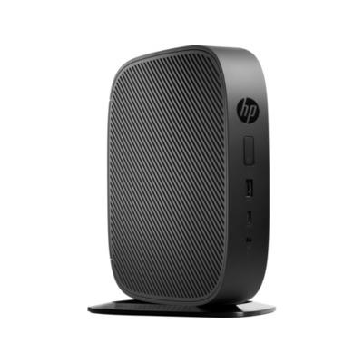 HP t530 Thin client - Zwart