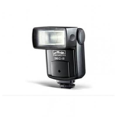 Metz camera flitser: 36 C-2 - Zwart