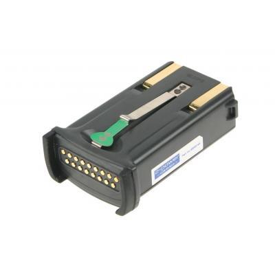 2-power batterij: Barсode/Scanner Battery, Li-Ion, 7.4V, 2200mAh, Black - Zwart