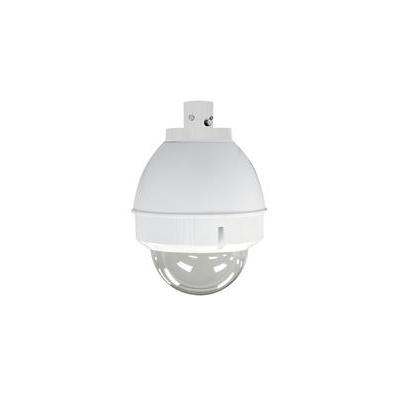 Sony behuizing: Outdoor dome camera housing SNCA-HRX550EXT - Wit