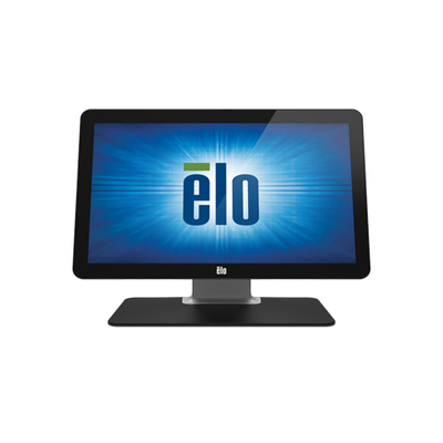 Elo Touch Solution 2002L Touchscreen monitor - Zwart