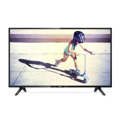 Philips led-tv: 4000 series Ultraslanke LED-TV 32PHS4112/12 - Zwart