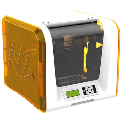 Xyzprinting 3D-printer: da Vinci Junior 1.0 - Oranje, Wit
