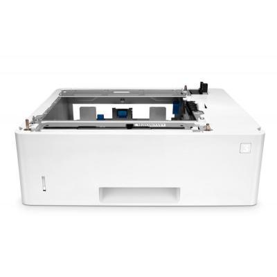 Hp papierlade: LaserJet 550-sheet Feeder Tray