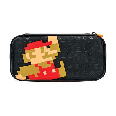 PDP Slim Travel Case - Mario Retro Edition (Nintendo Switch / Lite) Apparatuurtas