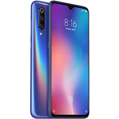 Xiaomi Mi 9 Smartphone - Blauw 128GB