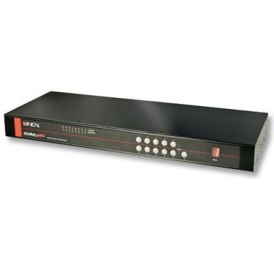Lindy 39532 KVM switch - Zwart