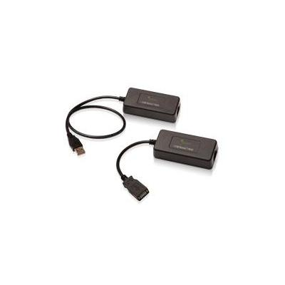 Icron netwerk verlenger: USB Rover 1850 - Zwart