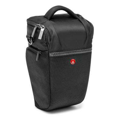 Manfrotto cameratas: Advanced Holster, Large - Zwart
