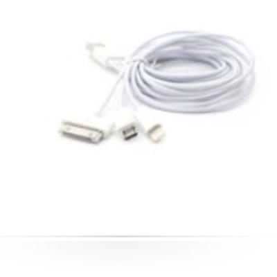 CoreParts MSPP2926 USB kabel - Wit