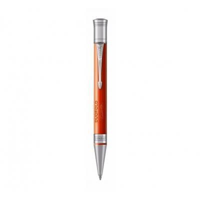 Parker pen: Duofold - Rood