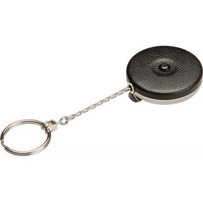 Rieffel sleutelketting: KB 5 - Zwart