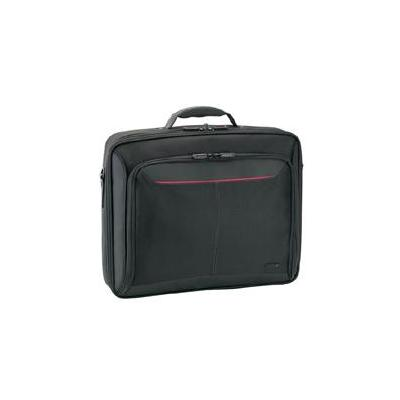 Targus laptoptas: XL Deluxe Laptop Case - Zwart