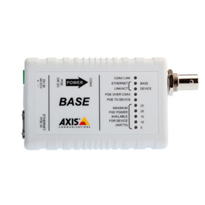 Axis PoE adapter: T8640