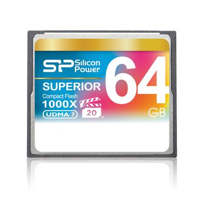 Silicon Power SP064GBCFC1K0V10 flashgeheugen